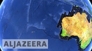 Australians 'think' they found flight MH370's crash location - ALJAZEERAENGLISH