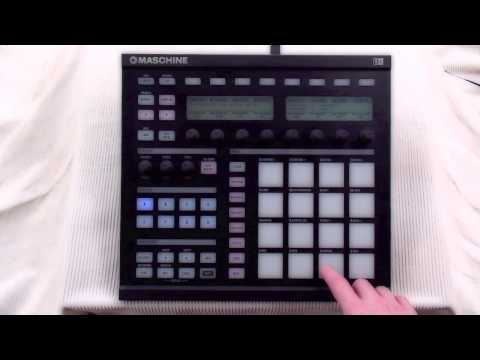 Jeremy Ellis - Maschine & MPC Lessons