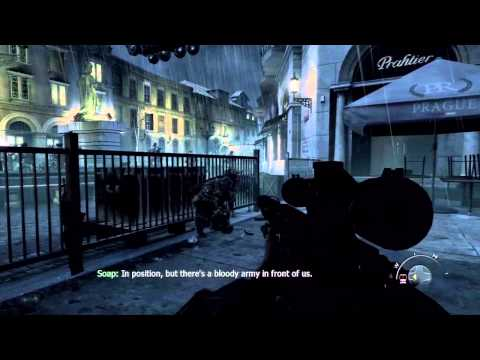 Call of Duty: Modern Warfare 3 - Walkthrough - Part 15 [Mission 11: Eye of the Storm] (MW3 Gameplay)