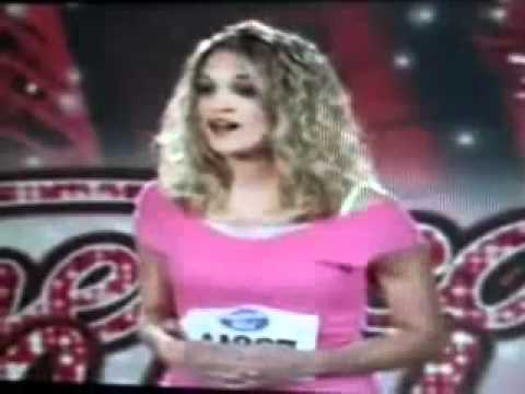 The judges all laugh at Carrie Underwood s American Idol Audition