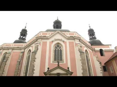 Praha - zvony pro chrám P Marie a sv Karla Velikéh