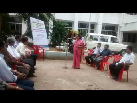 SNEA (India) Kerala Relay Hunger strike Inauguration