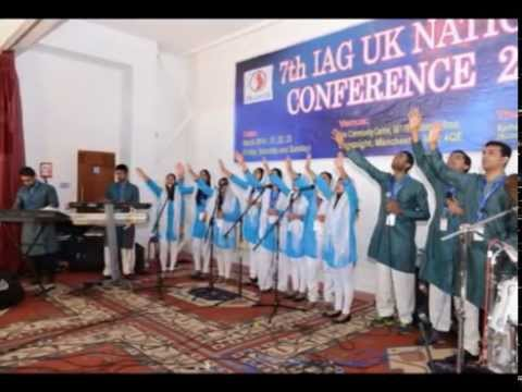 Nandri sollamal irukkave mudiyathu...Pr.Thanjavoor williams ( IAG UK National Conference)