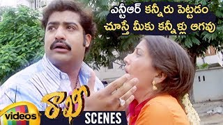 Jr NTR Highly Emotional Scene | Rakhi Telugu Movie Scenes | Ileana | Charmi | #Rakhi | Mango Videos - MANGOVIDEOS