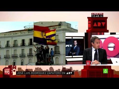 Al Rojo Vivo - Zapatero:
