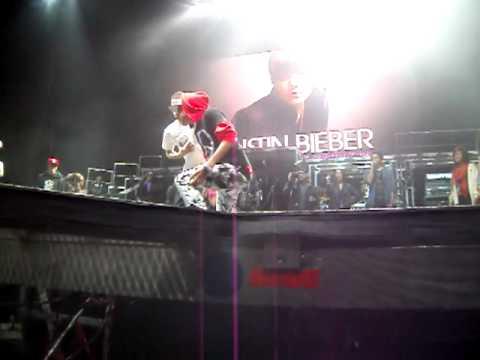 Justin Bieber London Soundcheck 14th March 2011 (8)