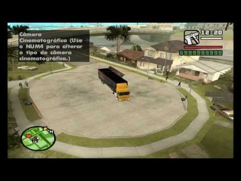 Carreta treme treme Constellation power Caminhão treme treme Gta san andreas