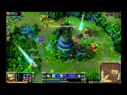 Combinaison BOOM ! League of Legends