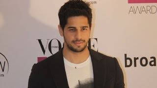 Vogue awards : Sidharth Malhotra is most beautiful man - BOLLYWOODCOUNTRY