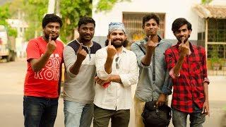Wake up and Vote Wisely   Telugu Shortfilm   RV   Daiva Patnala - YOUTUBE