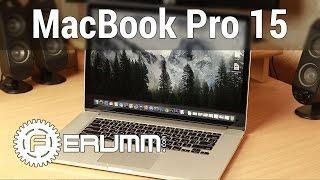 MacBook Pro 15 Retina 2014 полный обзор. Все особенности ноутбука Apple MacBook Pro 15 от FERUMM.COM