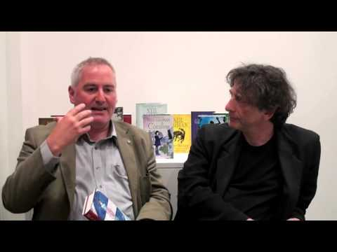Neverwhere: Neil Gaiman and Chris Riddell on illustration