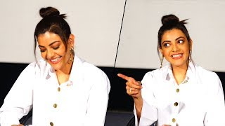 Actress Kajal Aggarwal Interview About Kavacham Movie | Bellamkonda Srinivas | TFPC - TFPC