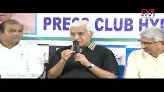 Senior Journalist Karan Thapar Specks to Media over BJP Rafale Deal | CVR News - CVRNEWSOFFICIAL