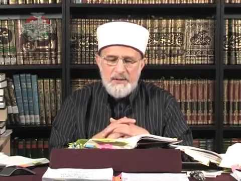 Who is Gustakh-e-Rasool ? - Nashist 2 - Dr Tahir ul Qadri