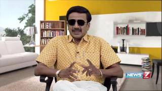 """Theervugal 14-06-2016 """"Each person must have a motto in life"""" – NEWS 7 TAMIL Show"""
