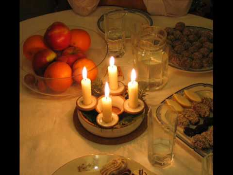 Lipský, Malát, sbor - Těšíme se na Ježíška