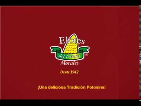Elotes del Parque Morales