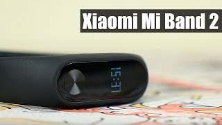 Обзор Xiaomi Mi Band 2 [RevolverLab]