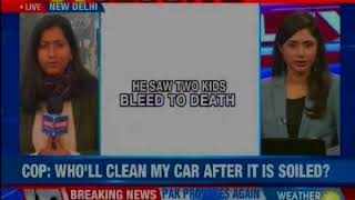 UP: 2 teenagers mowed down by car, left to die; bystanders call cop on 100 who refused to help - NEWSXLIVE