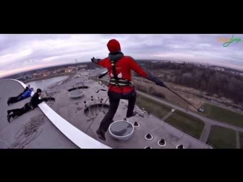 Stadion Wrocław 40m - Happy skoki Dream Jump