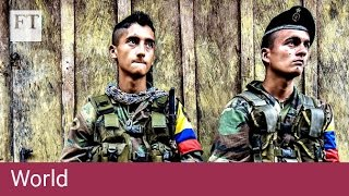 Colombia signs a peace deal with Farc | FT World - FINANCIALTIMESVIDEOS