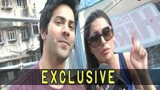 Main Tera Hero | Varun Dhawan & Nargis Fakhri Exclusive Interview