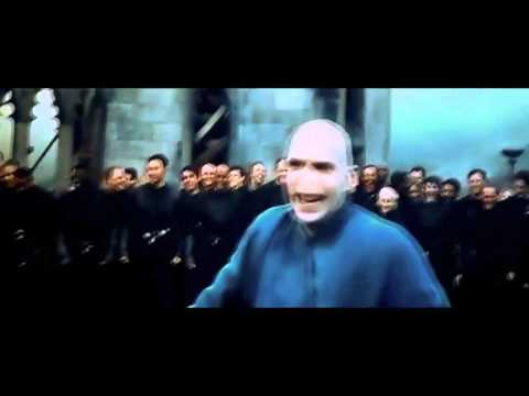 Voldemort's retarded laugh HD