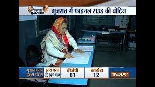 Gujarat elections Phase 2: LK Advani to cast his vote at Ahmedabad's Jamalpur - INDIATV