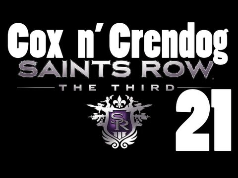 Saints Row the Third Part 21 Ho Boat and well known songs