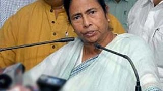 Mamata Banerjee breaks her silence - TIMESNOWONLINE