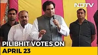 In Varun Gandhi's Pilibhit Campaign, No Mention Of PM Modi, BJP's Work - NDTV