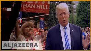 🇺🇸 Trump denies report that said he asked Cohen to lie to Congress | Al Jazeera English - ALJAZEERAENGLISH