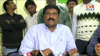 Minister Ganta Srinivasa Rao Speaks To Media Over Petahi effect | CVR News - CVRNEWSOFFICIAL