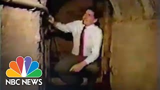 Take A Tour Of One Of El Chapo's Underground Drug Tunnels | NBC News - NBCNEWS