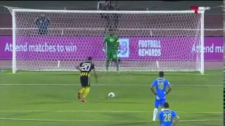 أهداف مباراة قطر والغرافة