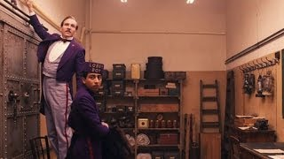 The Grand Budapest Hotel Movie Review - POPSUGARTV