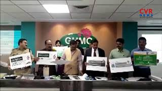 GHMC Released Swatch Sarwaction 2019 Posters | Hyderabad |  CVR News - CVRNEWSOFFICIAL