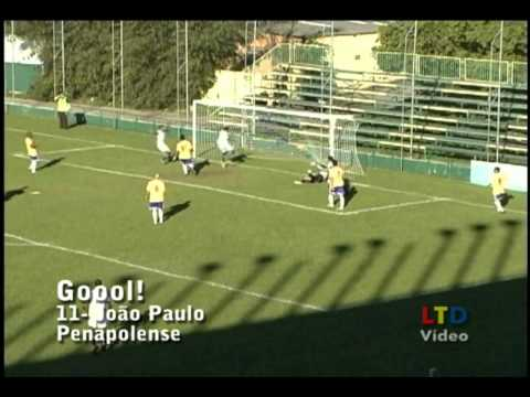 Pelotas 1x1 Penapolense - Brasileirão Série D - 20/07/2014