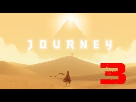 Journey PS3 Walkthrough Part 3
