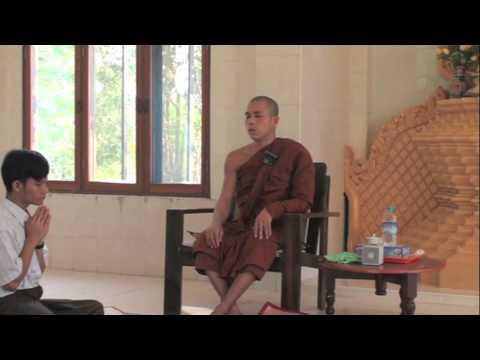 Guided Vipassana in English - Sitting Meditation Part 1