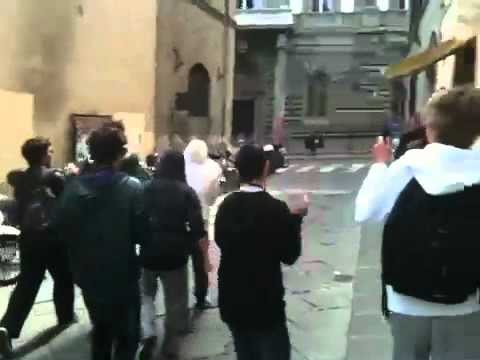 Crazy Greeks in Florence (Pipinia)