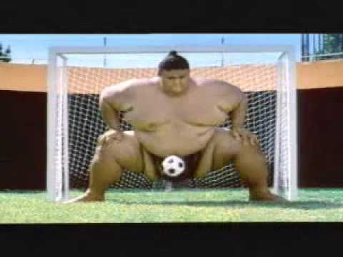 Funny Fat People Playing Football