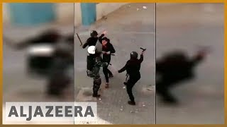 🇵🇸 Gaza youth protests: Hamas cracks down on demonstrators | Al Jazeera English - ALJAZEERAENGLISH
