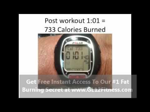 Unique Interval Workouts: Burn 1000 Calories in 12 Minutes