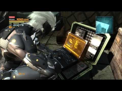 Let's Play Metal Gear Rising Revengeance #003 - Wuff, Wuff...ARGH x.x