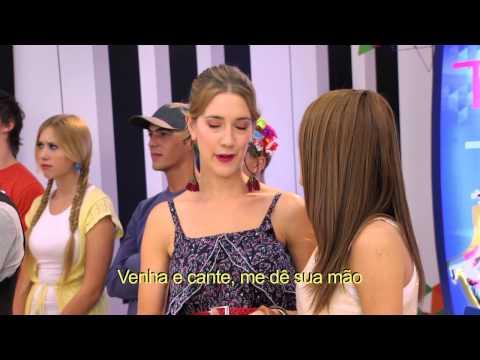 Violetta: Federico canta em italiano