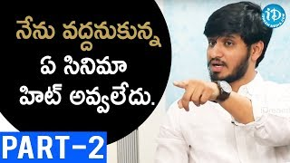 Actor Nikhil & Actress Ritu Varma Interview Part #2 || Talking Movies With iDream - IDREAMMOVIES