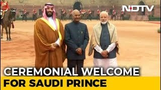 PM Modi, Saudi Crown Prince Talks Today In Shadow Of Pulwama Terror - NDTV