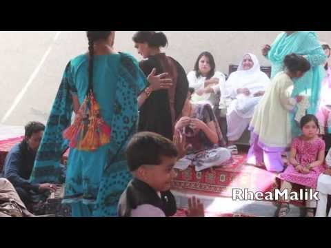 a pakistani wedding - just a look at the inside